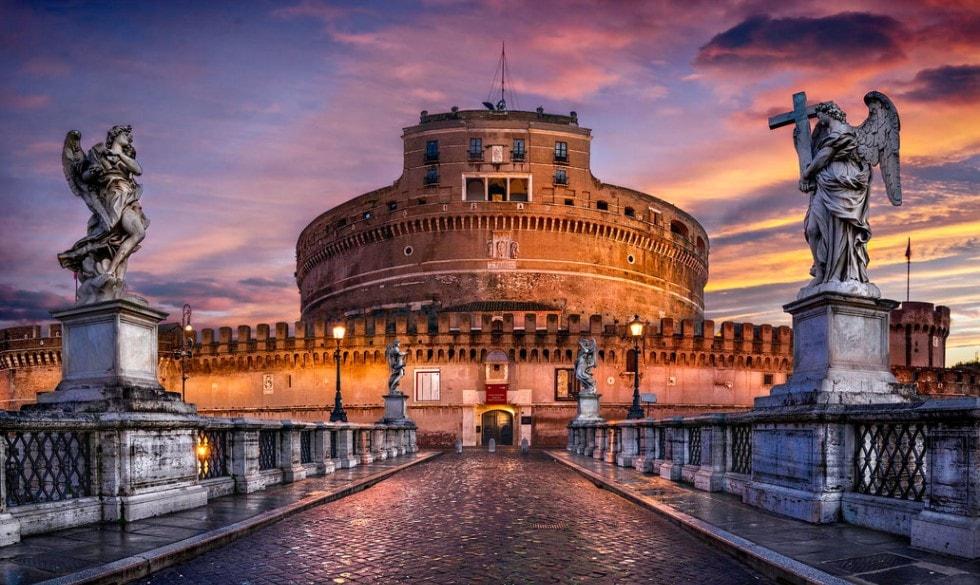 Ölümsüz Şehir Roma