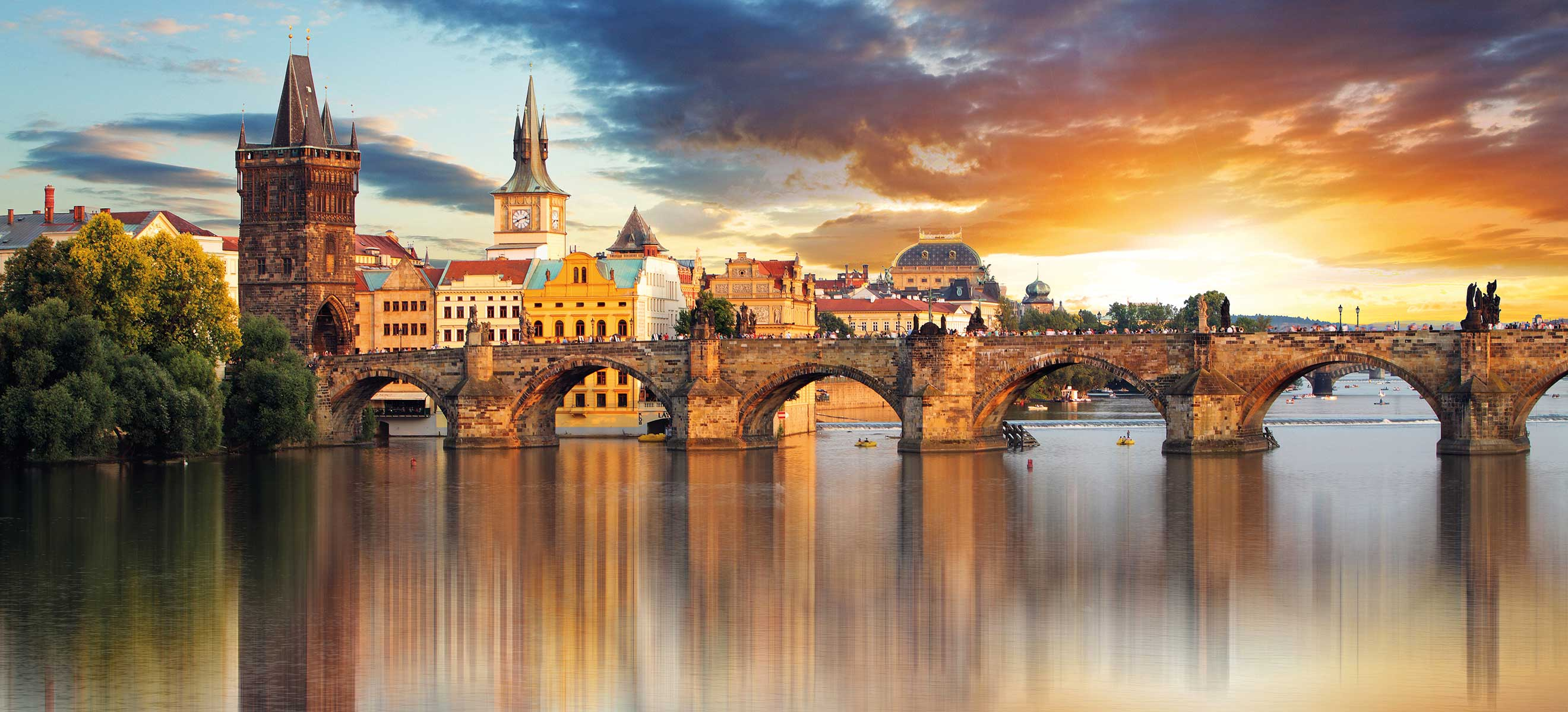 Orta Çağ Masal Kenti Prag