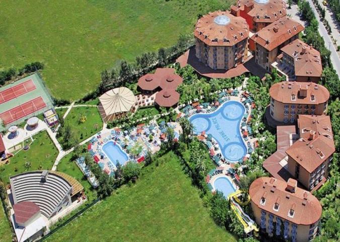Vera Stone Palace Otel