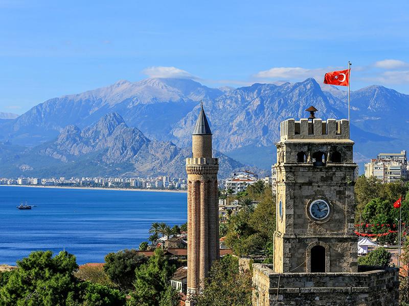 Akdeniz Turları
